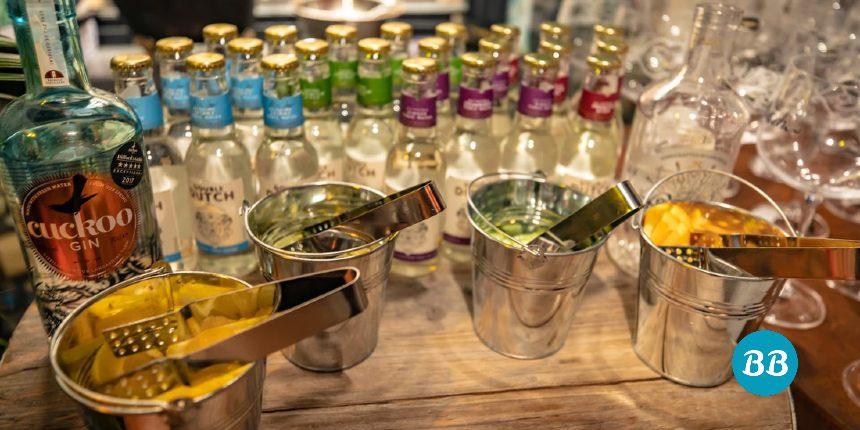 gin bar hire brighton